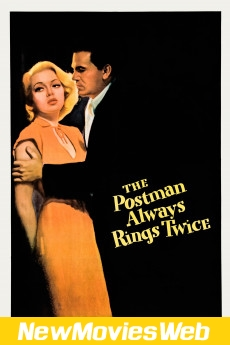 The Postman Always Rings Twice-Poster best new movies on netflix