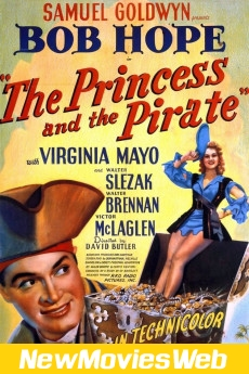 The Princess and the Pirate-Poster new comedy movies