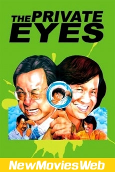 The Private Eyes-Poster 2021 new movies