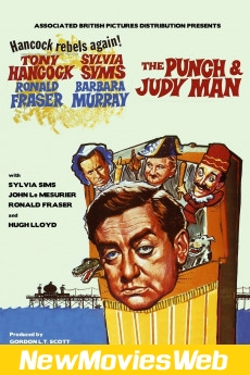 The Punch and Judy Man-Poster new scary movies