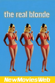 The Real Blonde-Poster new horror movies