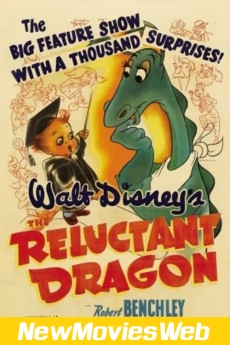 The Reluctant Dragon-Poster new movies on netflix