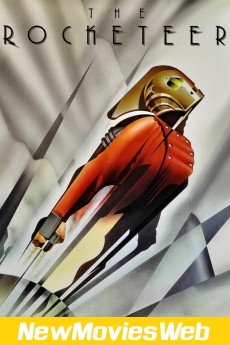The Rocketeer-Poster new movies on demand