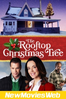 The Rooftop Christmas Tree-Poster new movies online