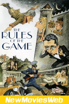 The Rules of the Game-Poster new scary movies