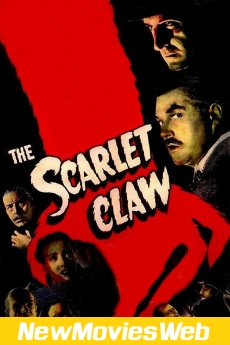 The Scarlet Claw-Poster new movies to watch
