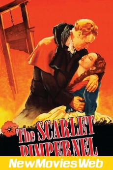 The Scarlet Pimpernel-Poster new horror movies