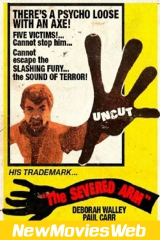 The Severed Arm-Poster 2021 new movies