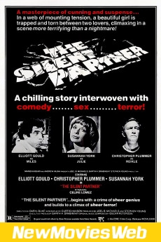 The Silent Partner-Poster new release movies