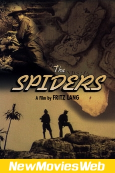 The Spiders - Episode 2 The Diamond Ship-Poster new animated movies