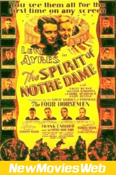 The Spirit of Notre Dame-Poster new action movies