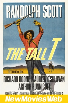 The Tall T-Poster new action movies