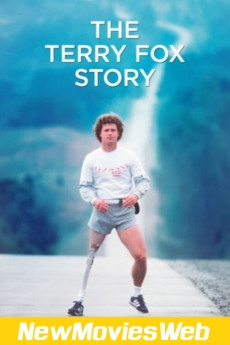 The Terry Fox Story-Poster new animated movies