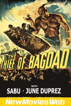 The Thief of Bagdad-Poster new movies