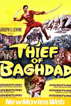 The Thief of Baghdad-Poster new movies to watch