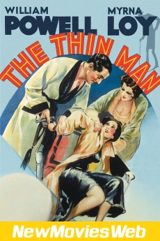 The Thin Man-Poster new movies