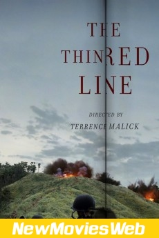 The Thin Red Line-Poster free new movies online