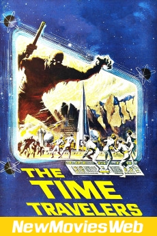 The Time Travelers-Poster new horror movies