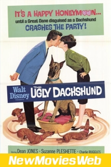 The Ugly Dachshund-Poster new horror movies