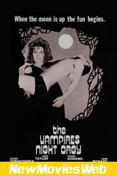 The Vampires Night Orgy-Poster new horror movies