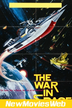 The War in Space-Poster new movies on demand