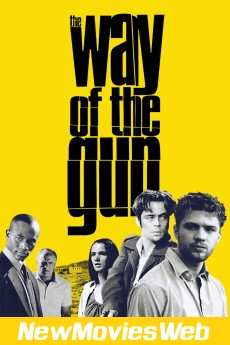 The Way of the Gun-Poster new movies on netflix