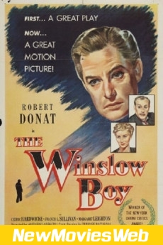 The Winslow Boy-Poster new comedy movies