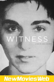 The Witness-Poster 2021 new movies