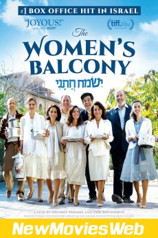 The Women's Balcony-Poster new hollywood movies 2021