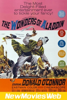 The Wonders of Aladdin-Poster new movies to stream