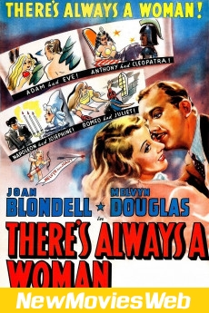 There's Always a Woman-Poster good new movies