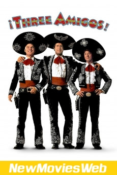 Three Amigos!-Poster new movies online