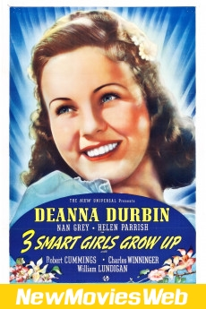 Three Smart Girls Grow Up-Poster new movies coming out
