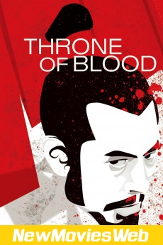 Throne of Blood-Poster new movies to watch