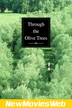 Through the Olive Trees-Poster new movies out
