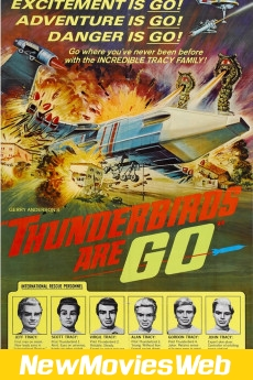Thunderbirds Are GO-Poster best new movies on netflix