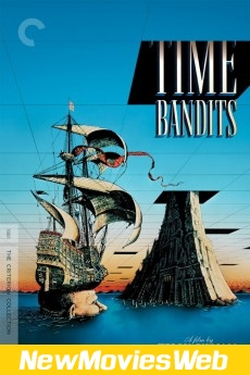 Time Bandits-Poster new movies to rent