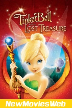 Tinker Bell and the Lost Treasure-Poster new action movies