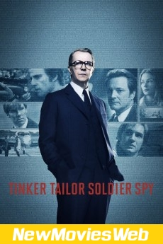 Tinker Tailor Soldier Spy-Poster new movies to stream