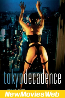 Tokyo Decadence-Poster best new movies on netflix