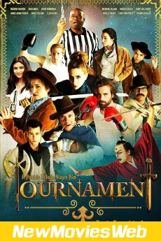 Tournament-Poster new animated movies