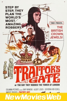 Traitor's Gate-Poster new movies online
