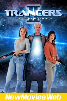 Trancers II-Poster new horror movies