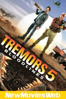 Tremors 5 Bloodlines-Poster new movies coming out