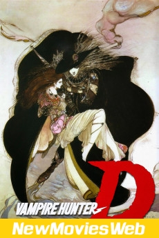 Vampire Hunter D-Poster new release movies