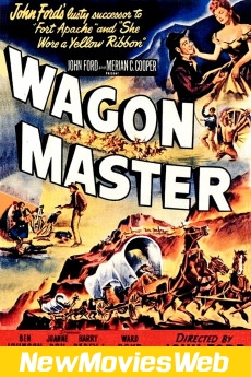 Wagon Master-Poster new horror movies