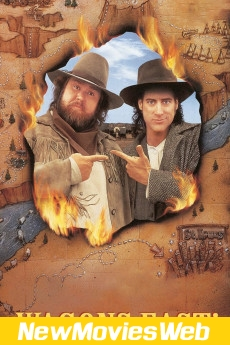 Wagons East-Poster new movies to rent