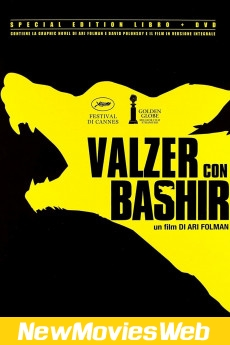 Waltz with Bashir-Poster new movies on demand