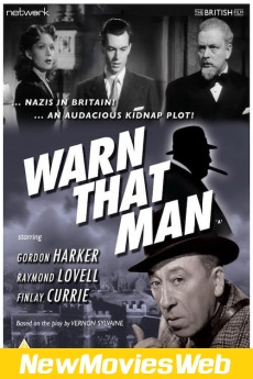 Warn That Man-Poster new movies in theaters