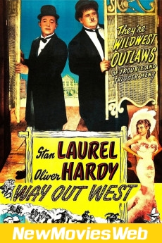Way Out West-Poster good new movies